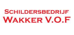 Schildersbedrijf Wakker V.O.F.